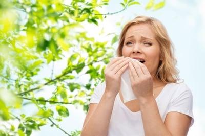 cv ent fall allergies