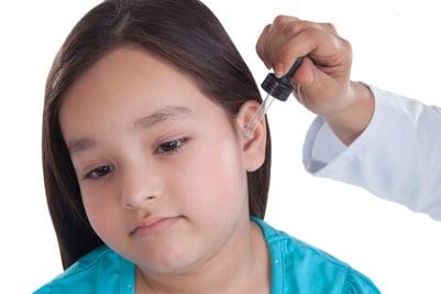 ear drops for ear pain
