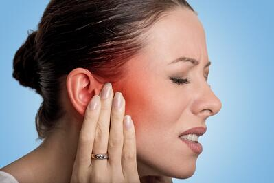 ear infection pain