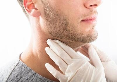 mass in salivary glands